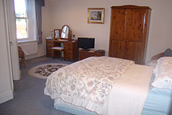 Cwm Craig bedroom